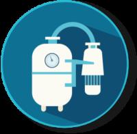 pompy kompresory sprzęt stomatologiczny